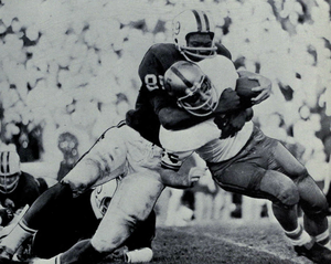Aaron Brown (defensive lineman) - Brown from the 1964 Gopher