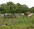 Abandoned farm machinery - geograph.org.uk - 481488.jpg