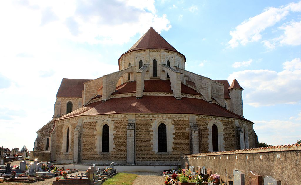 Abbaye de Pontigny - Abbatiale - Exterieur 12.jpg