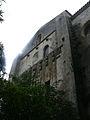 Abbaye de Silvacane - salle des moines extérieur fortifié.jpg