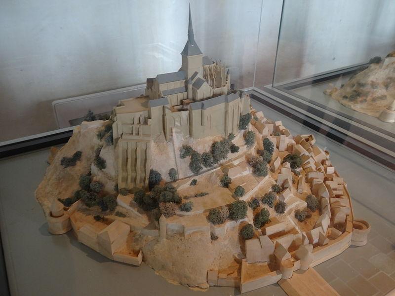 Museu do Mar e da Ecologia em Saint-Michel