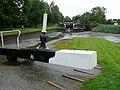 Above Hatton Lock No 43 is an empty pound - geograph.org.uk - 1188207.jpg