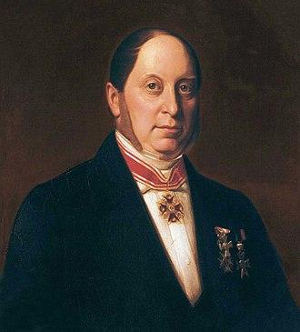 Abraham Oppenheim - Abraham Oppenheim
