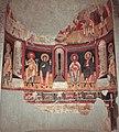 Absis de Sant Pere del Burgal, 11th c. fresco.jpg