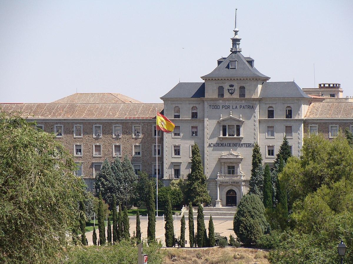 Resultado de imagen de Centros militares de Toledo