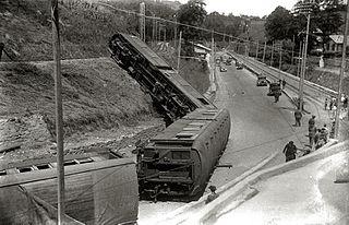 1936 Añorga derailment