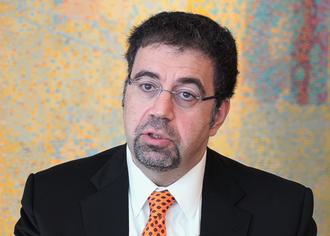 Daron Acemoglu - Acemoglu in 2016