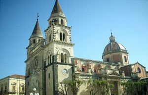 Acireale Cathedral - Acireale Cathedral