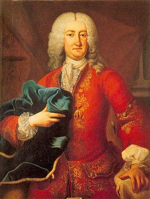 House of Fürstenberg (Swabia) - Joseph Wilhelm Ernst, Prince of Fürstenberg (1699–1762)
