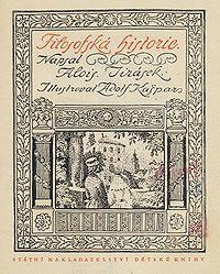 Filosofská historie cover