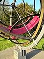 Aequatorialsonnenuhr der Stadt Zürich 2012-03-20 17-00-46 (P7000).JPG