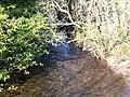 Afon Dwyfach above the Betws Fawr footbridge - geograph.org.uk - 1764530.jpg