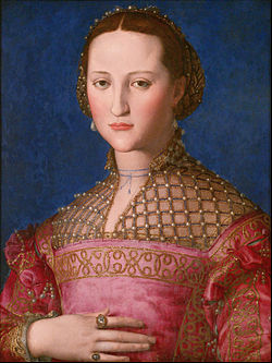Agnolo Bronzino - Eleonora of Toledo - Google Art Project.jpg