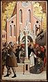 Agnolo e bartolomeo degli erri, polittico di san pietro martire, 1460-90 ca., da s. domenico a modena, 05.jpg
