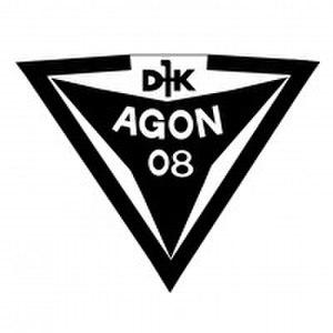 DJK Agon 08 Düsseldorf - Image: Agon logo