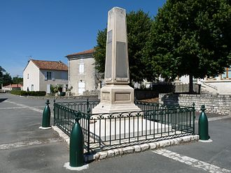 Agris - The War Memorial