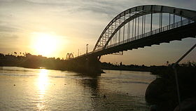 Ahvaz White Bridge.JPG