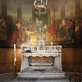 Aigues Mortes-Chapelle des Pénitents Blancs-La pentecôte-20110824.jpg