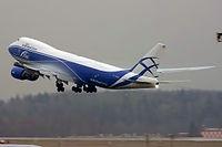VQ-BLR - B748 - AirBridgeCargo Airlines