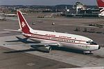 """Air Algerie Boeing 737-2D6-Adv 7T-VEG """"Monts des Ouled Neil"""" (21113570873).jpg"""