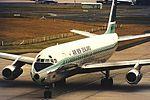 Air New Zealand Douglas DC-8-52 at Sydney Airport.jpg
