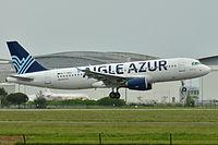 F-HBIO - A320 - Aigle Azur