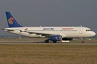 SU-GCB - A320 - EgyptAir