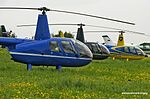 Airfield Shevlino.Helicopters R44 (10885185183).jpg
