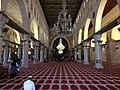Al-Aqsa Mosque, Jerusalem - Interior - panoramio.jpg