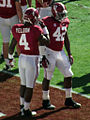 Alabama Crimson Tide running backs T. J. Yeldon and Eddie Lacy.jpg
