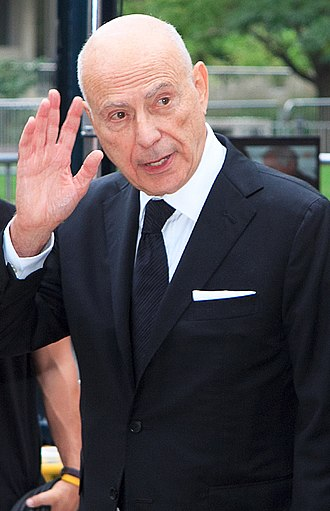 Alan Arkin - Arkin attending the Toronto International Film Festival in September 2012