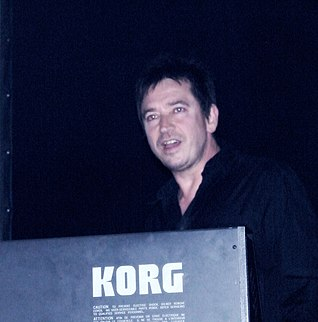 Alan Wilder English musician