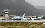 Alaska Airlines Disneyland Boeing 737-490 i (29858889732).jpg