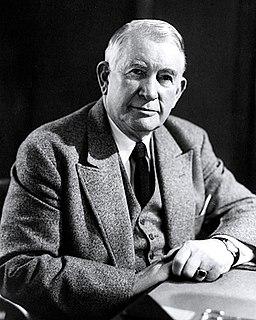 Alben W. Barkley Vice President of the United States