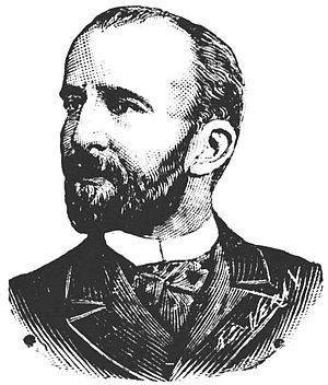 Albert Gauthier de Clagny - M. Gauthier (de Clagny) 1904