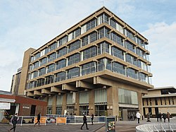 Albert Sloman Library at the University of Essex.jpg