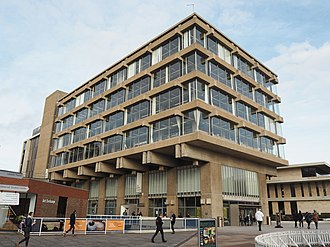 University of Essex - The Albert Sloman Library