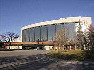 Southern Alberta Jubilee Auditorium - Southern Alberta Jubilee Auditorium