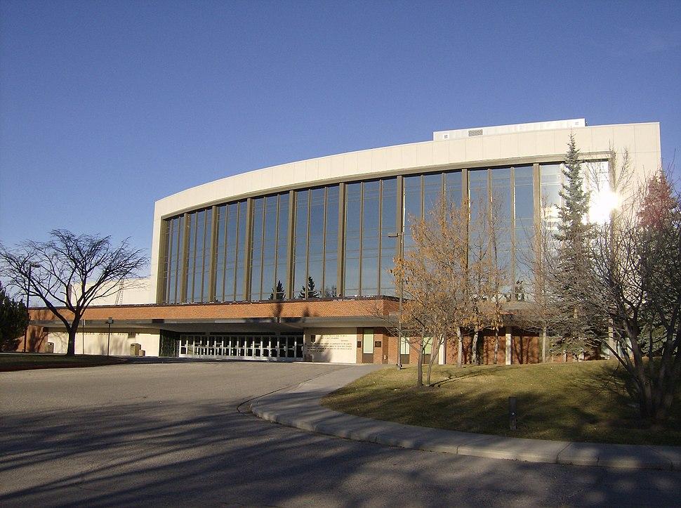 Alberta Jubilee Auditorium 2