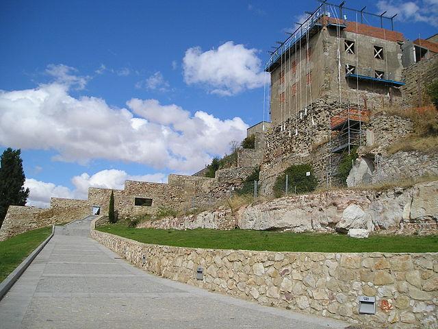 Alcázar de Salamanca