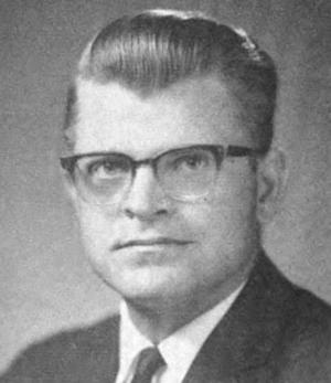 Alec G. Olson - Olson as a U.S. Representative in 1963