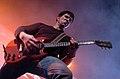 Alex Winfield, lead guitarist of Five Star Iris 071231-N-5416W-001.JPG
