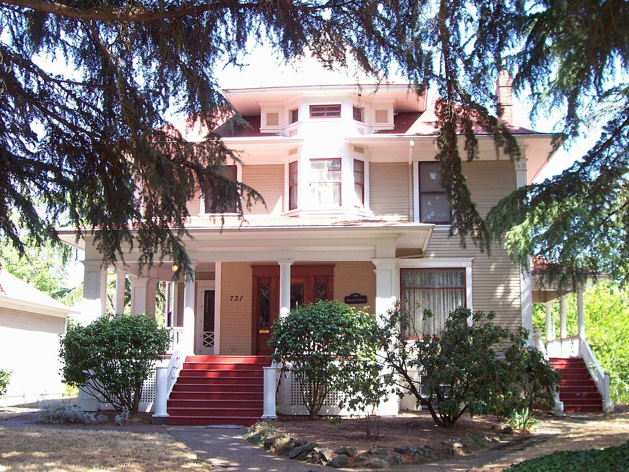 File Alfred Dawson House Albany Wikimedia Commons