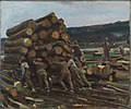 Alfred Munnings-MOVING THE TRUCK ANOTHER YARD (CWM 19710261-0475).jpeg