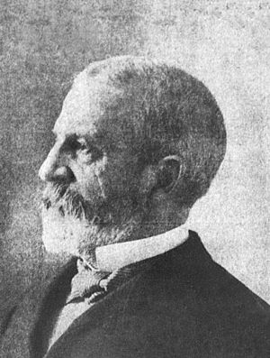 Alfred S. Hartwell - Alfred S. Hartwell in later life