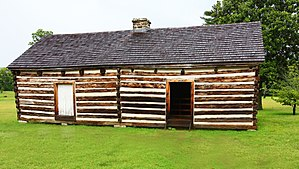The Hermitage (Nashville, Tennessee) - Alfred's Cabin