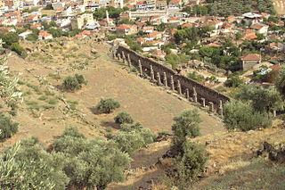 ancient human settlement