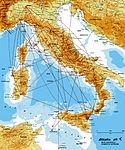 Alitalia and Aero Trasporti Italiani route maps 1978 01.jpg