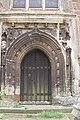 All Saints, Middleton Cheney, Northants - Doorway - geograph.org.uk - 393121.jpg