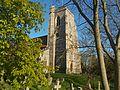 All Saints Church, Benhilton, SUTTON, Surrey, Outer London 09.jpg